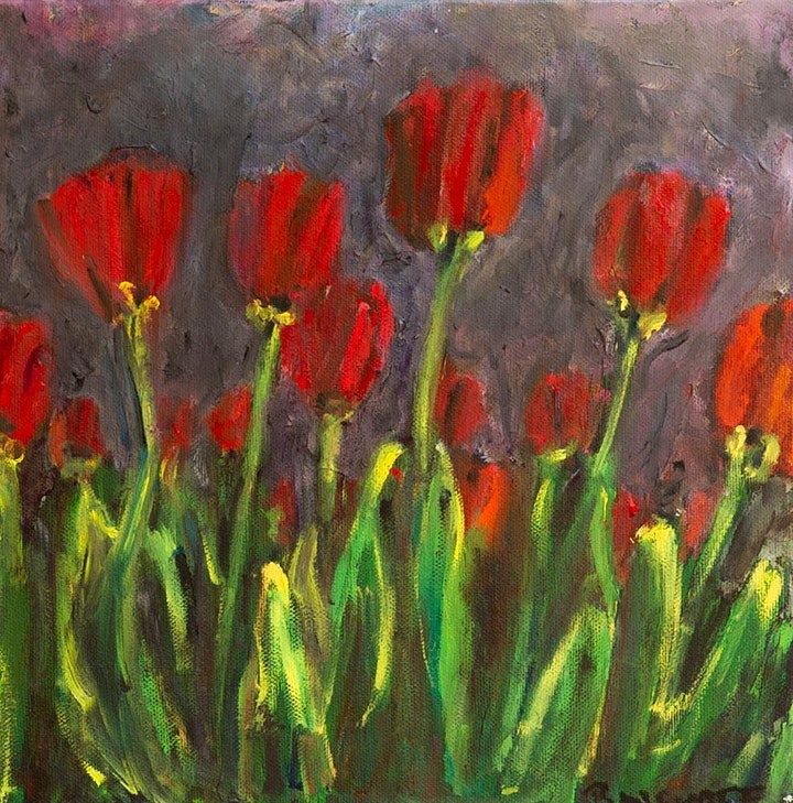 Art Auction by CASA of Morris and Sussex & Artist Mariah Ringhoff image