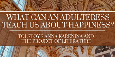 What Can an Adulteress Teach Us About Happiness? tickets