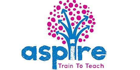 Online: Train to Teach with Aspire Academy Trust - Info Session (20/10/21) biglietti
