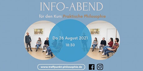 """Abend """"Praktische Philosophie"""" Tickets"""