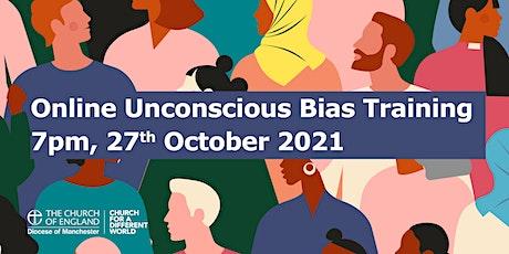 Online Unconscious Bias Training tickets