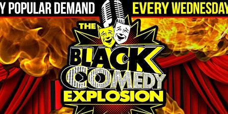 The Black Comedy Expolsion - Turae Gordon tickets