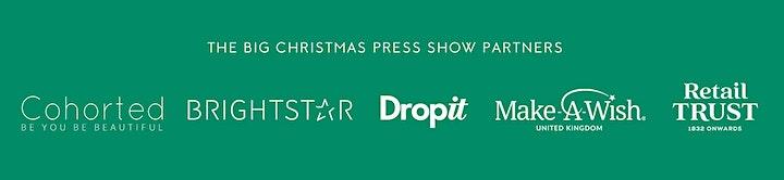 The Big Christmas Press Show 2021 image