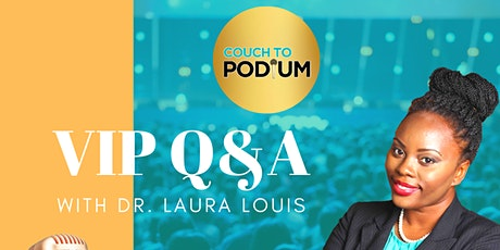 2021 Couch to Podium Complimentary Q&A tickets
