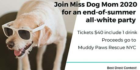 MDM Presents: End of Summer All-White Party & Fundraiser tickets