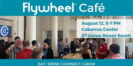 Flywheel Café at the Cabarrus Center tickets