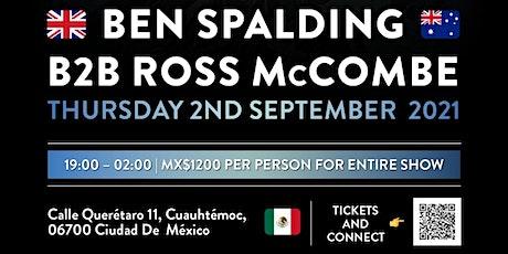 Ben Spalding B2B Ross McCombe // Fine Casual Dinning + Dj set tickets