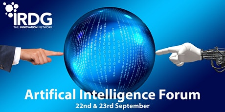 Artificial Intelligence Forum biglietti