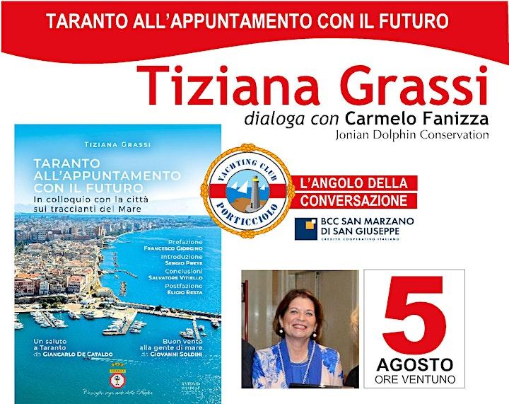 Immagine Incontro con Tiziana Grassi