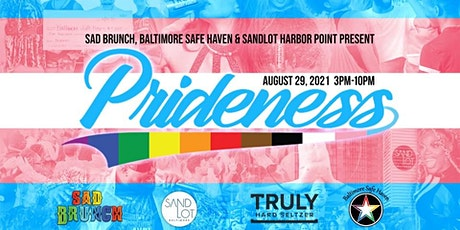 PRIDENESS II @ Sandlot tickets