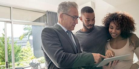 Virtual Mortgage Seminar: Financial Stability and Homebuying tickets