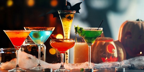 Pumpkin Carving & Cocktails at Plush Cafe tickets
