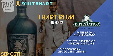 I Hart Rum Presents: A Diplomatico  Fathers Day Rum Session tickets