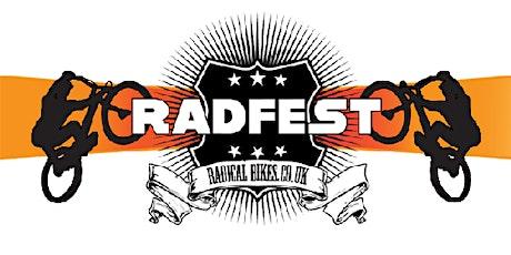 Radfest Dirt Reloaded tickets