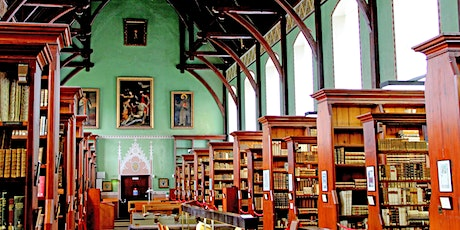 The Russell Library : history, collections, and care tickets