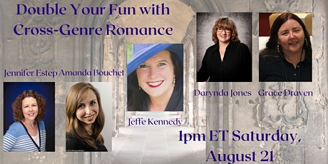 Double Your Fun with Cross-Genre Romance! Romance + SFF tickets