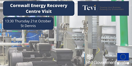 Cornwall Energy Recovery Centre Visit tickets