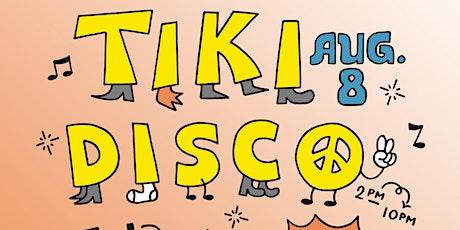 Tiki Disco tickets