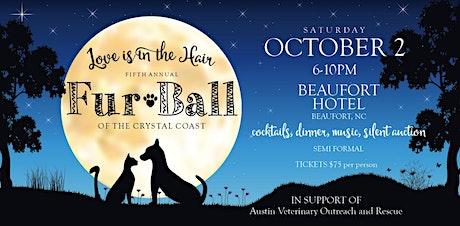Fur Ball of the Crystal Coast tickets
