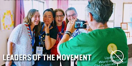 OB-PS WAGGGS Leadership Framework Webinar tickets