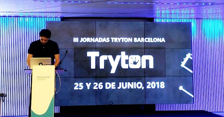 Imagen de Jornadas Nacionales Tryton 2021