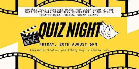 Wait Until Dark Quiz Night Fundraiser tickets