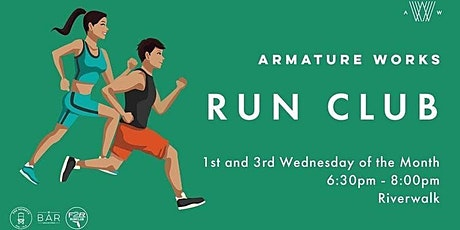 Armature Works Run Club - October 20th tickets