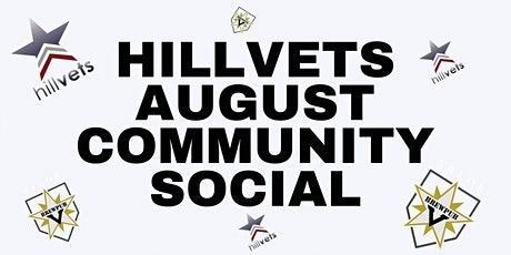HillVets August Community Social tickets