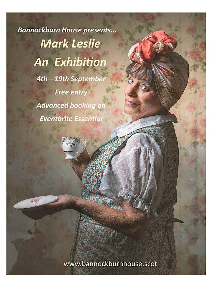 Mark Leslie Fine Art Photography Exhibition image