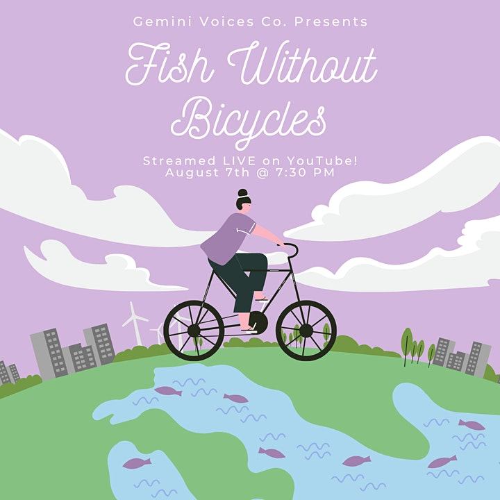 Fish Without Bicycles: A Celebration of Women in Music! image
