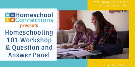 Brighton: Homeschooling 101 Q&A, Info Meeting and Orientation tickets