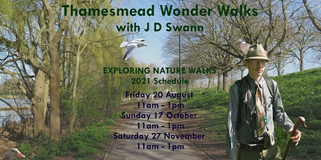 Thamesmead Wonder Walk No. 1 with J D Swann tickets
