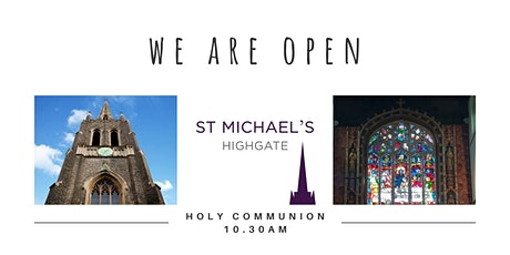 Holy Communion Service  - 8 August 2021 tickets