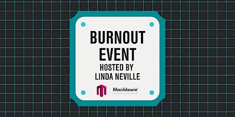 Burnout Event tickets