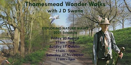 Thamesmead Wonder Walk No. 2 with J D Swann tickets