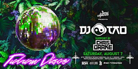 Tulum Disco ft. DJ Tao   Royale Saturdays   8.7.21   10:00 PM   21+ tickets
