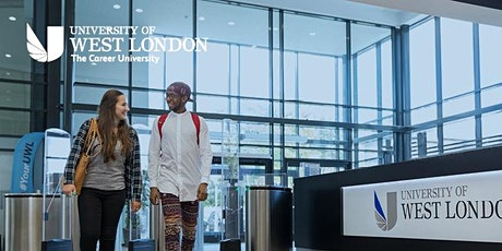 University of West London Clearing Visit Day tickets