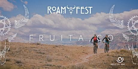 Roam Fest Fruita | A Women's MTB Festival tickets