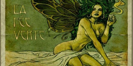 'La Fée Verte: Absinthe and the Green Fairy myth in 21st Century Gothic' tickets