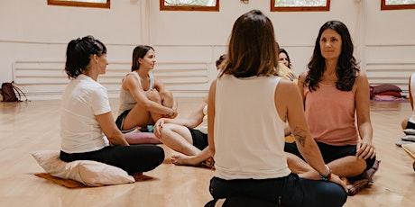 CONECTA. Retiro de Yoga y autoconocimiento para Mujeres entradas