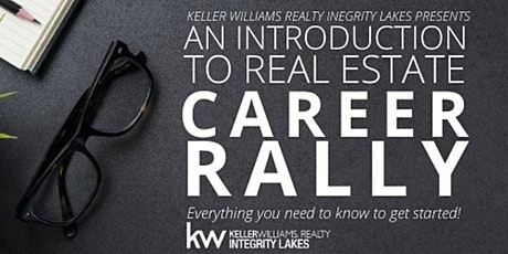 Keller Williams Minneapolis Real Estate Career Rally tickets