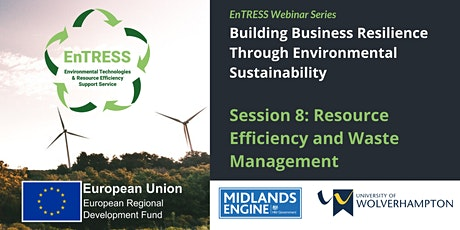Building Business Resilience: Resource Efficiency and Waste Management tickets