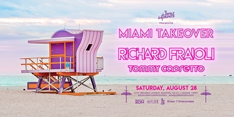 Miami Takeover   Royale Saturdays   8.28.21   10:00 PM   21+ tickets