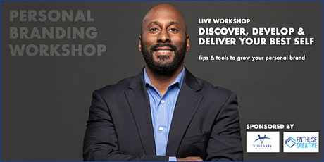 Discover, Develop & Deliver Your Best You tickets