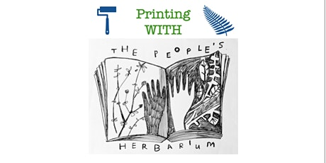 Printing with The People's Herbarium (pm) tickets