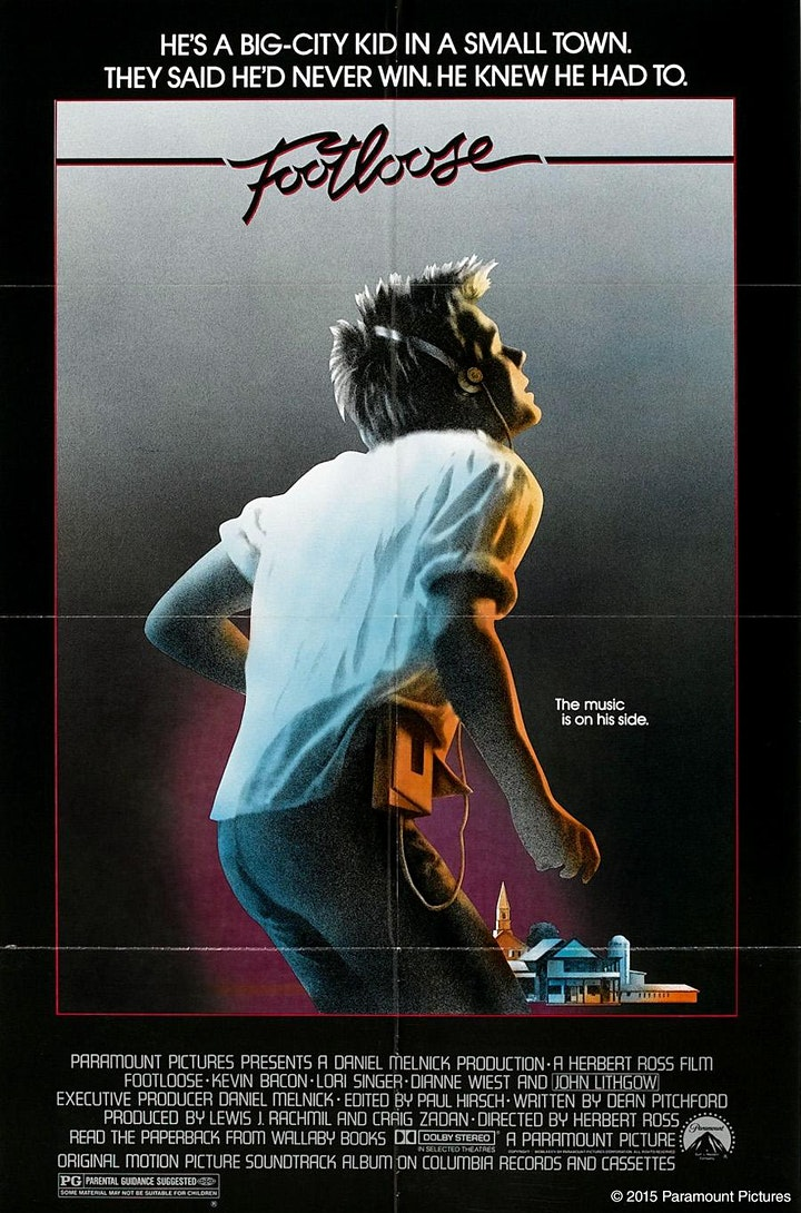 Movie Night at the Garden: Footloose image