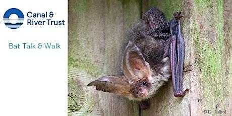Let's Walk... After Dark! - Bat Walk for Heritage Open Days (Free Event) tickets