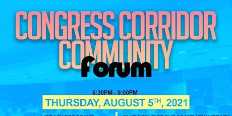 City of Riviera Beach District 5 Congress Corridor Community Forum tickets