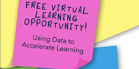Using Data to Accelerate Learning tickets