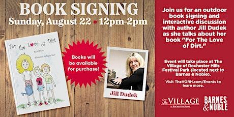 Metro-Detroit Children's Book Author Signing & Reading - Jill Dudek tickets